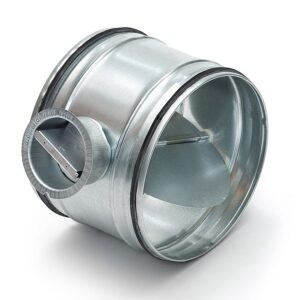 Damper - for ADP Group Services Ductwork Solutions - Spiral Ducts and Fittings
